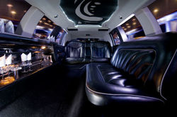 Inside Our Limos