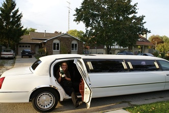 Limo Hire in Melbournes Western Suburbs