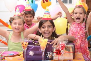 Celebrate Childrens Birthday Party